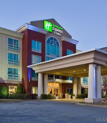 Holiday Inn Express & Suites I-26 & Us 29 At Westgate Mall photos Exterior