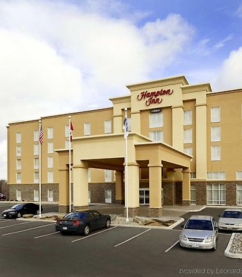 Hampton Inn Sudbury, Ontario photos Exterior