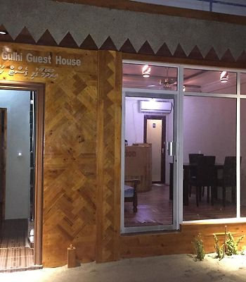 Irudheyma Gulhi Guest House photos Exterior