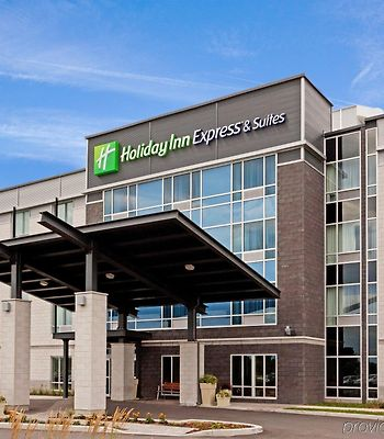 Holiday Inn Express Hotel & Suites Saint - Hyacinthe photos Exterior