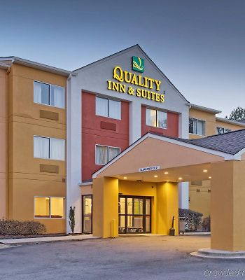 Quality Inn & Suites Birmingham photos Exterior