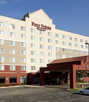 Four Points By Sheraton Detroit Metro Airport photos Exterior