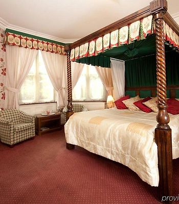 Larkfield Priory Hotel photos Room
