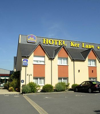 Best Western Ker Lann photos Exterior