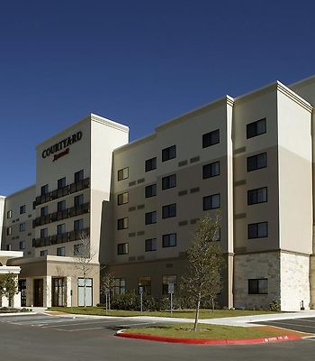 Courtyard By Marriott San Antonio Six Flags At The Rim photos Exterior Hotel information