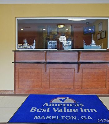 Americas Best Value Inn - Mableton photos Interior