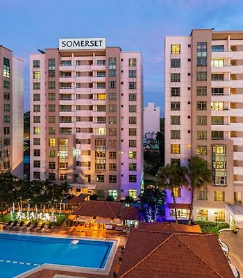 Somerset Ho Chi Minh City photos Exterior Hotel information