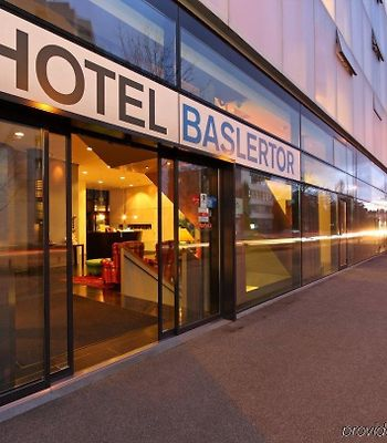 Baslertor Swiss Quality Hotel photos Exterior