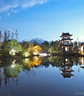 Pullman Lijiang Resort And Spa photos Exterior