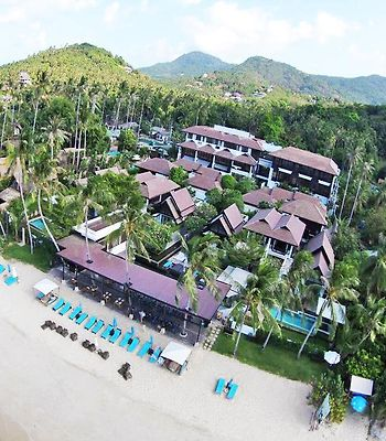 The Sea Koh Samui Resort & Spa Hotel photos Exterior Hotel information
