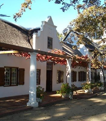 Lekkerwijn Historic Country Guest House photos Exterior Lekkerwijn, Historic Country House