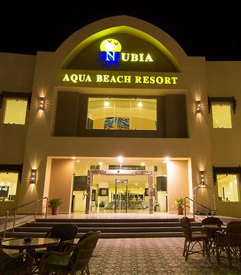 Nubia Aqua Beach Resort photos Exterior