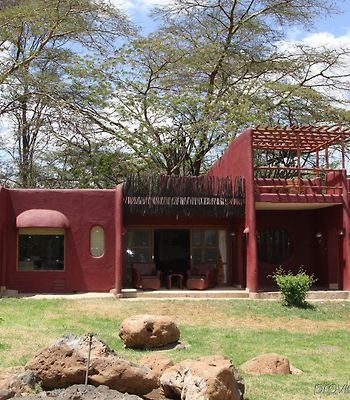 Amboseli Serena Safari Lodge photos Exterior