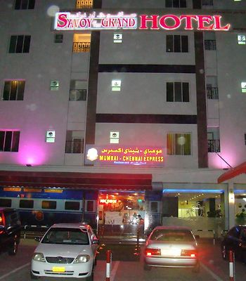 Savoy Grand Hotel Apartments photos Exterior Hotel information