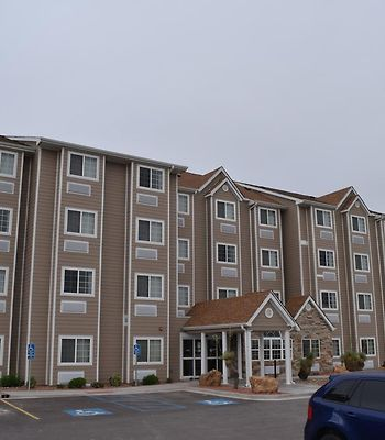 Microtel Inn & Suites By Wyndham Pecos photos Exterior Hotel information