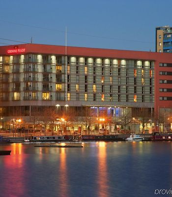 Crowne Plaza London Docklands photos Exterior