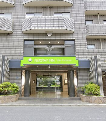 Flexstay Inn Shinurayasu photos Exterior