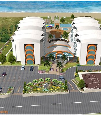 Notion Kesre Beach Hotel&Spa Ozdere photos Exterior