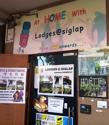 Lodges @ Siglap Hostel photos Exterior