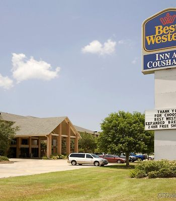 Best Western Inn At Coushatta photos Exterior