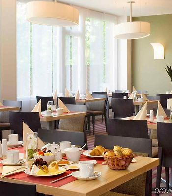 Mercure Airport Hotel Berlin Tegel photos Restaurant