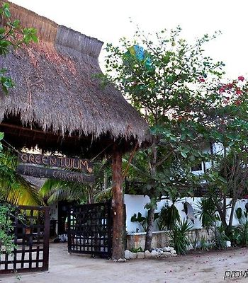 Green Tulum photos Exterior