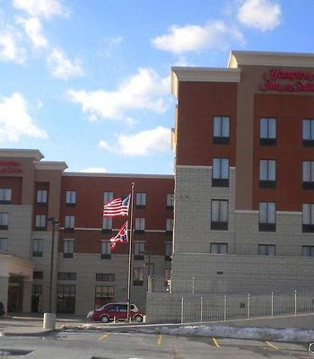 Hampton Inn & Suites Cincinnati/Uptown-University Area, Oh photos Exterior