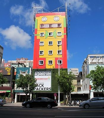 Backpackers Inn Kaohsiung photos Exterior Hotel information