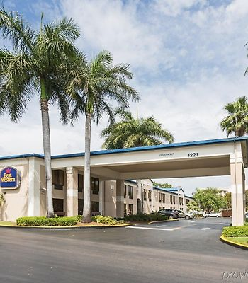 Best Western Fort Lauderdale Airport Cruise Port photos Exterior