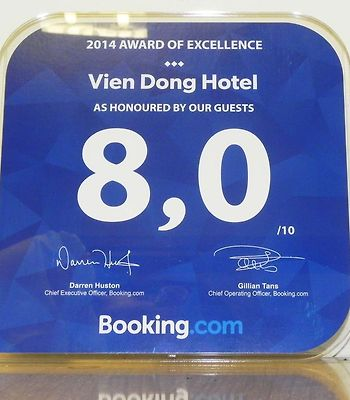 Vien Dong Hotel photos Exterior Hotel information