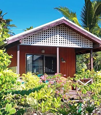 Aitutaki Village photos Exterior Hotel information