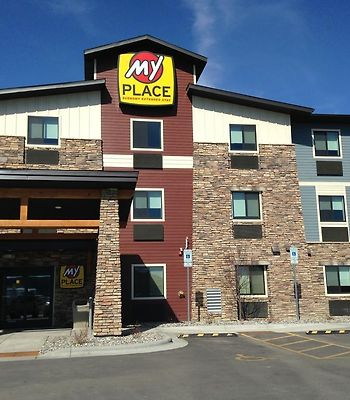 My Place Hotel-Billings, Mt photos Exterior Hotel information
