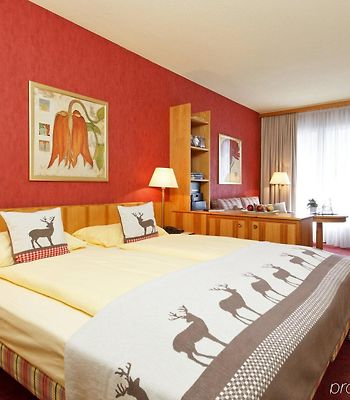 Piz Buin Swiss Quality Hotel photos Room