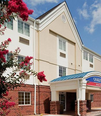 Candlewood Suites Colonial Heights-Ft Lee photos Exterior