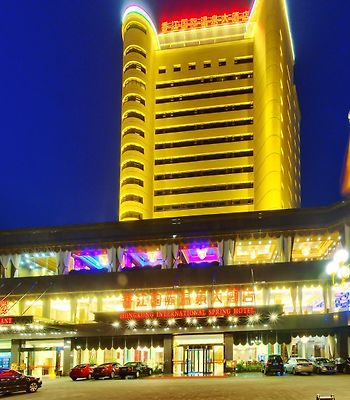 Hongkong International Hot Spring Hotel photos Exterior