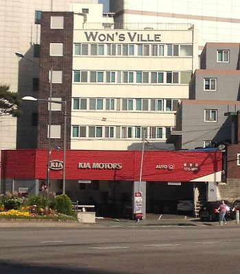 Won'S Ville Myeongdong photos Exterior