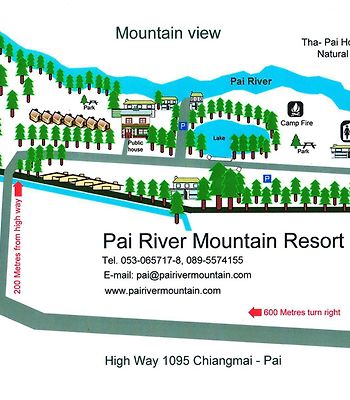 Pai River Mountain Resort photos Exterior