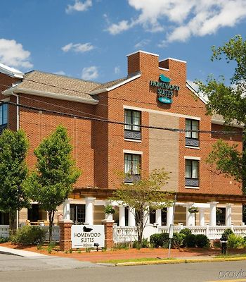 Homewood Suites By Hilton Cambridge-Arlington photos Exterior