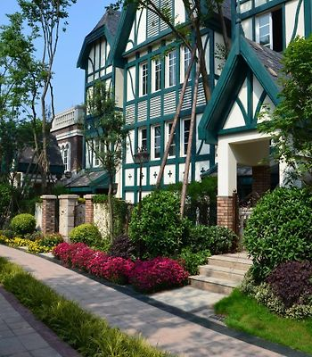 Tujia Sweetome Vacation Villas-Dujiangyan Qingcheng County photos Exterior