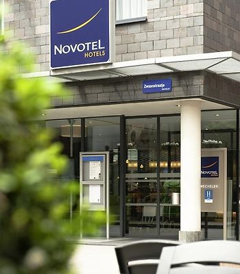 Novotel Mechelen Centrum photos Exterior Hotel information
