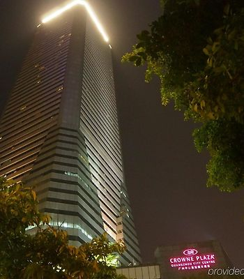 Crowne Plaza Guangzhou City Centre photos Exterior