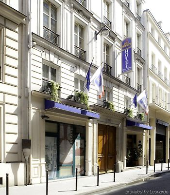 Mercure Paris Opera Grands Boulevards photos Exterior