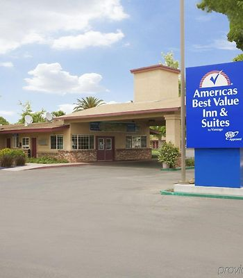 Americas Best Value Inn Oroville photos Exterior