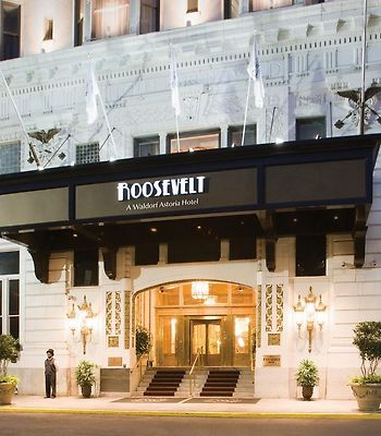 The Roosevelt New Orleans photos Exterior Hotel information