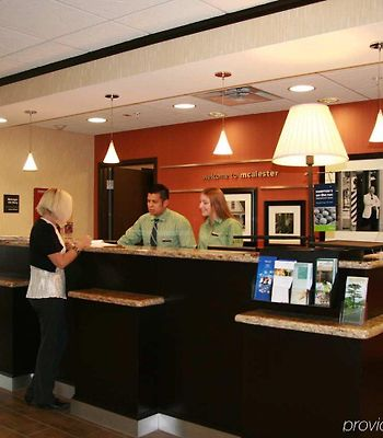 Hampton Inn & Suites Mcalester photos Interior