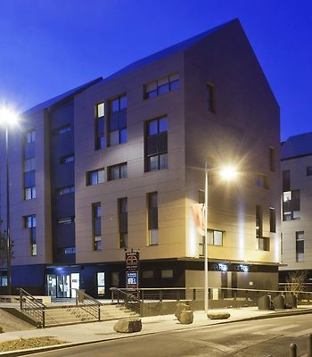 All Suites Appart Hotel Dunkerque photos Exterior Hotel information