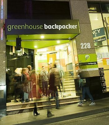 Greenhouse Backpackers Melbourne photos Exterior