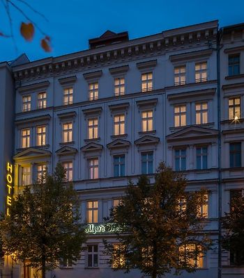 Myer'S Hotel Berlin photos Exterior Hotel information
