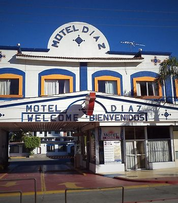 Hotel Diaz photos Exterior Hotel information