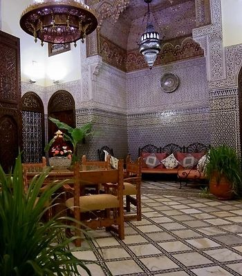 Riad Fes Palacete photos Room